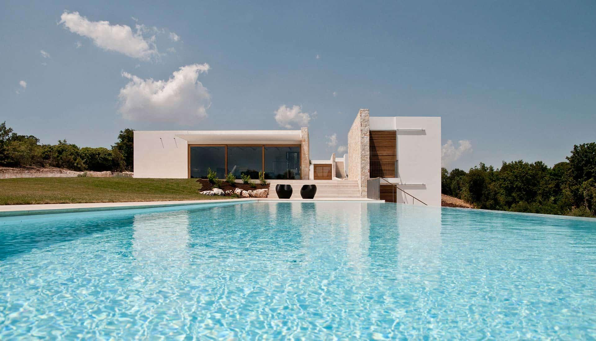 Corsaro architetti - progetto Casa Ceno