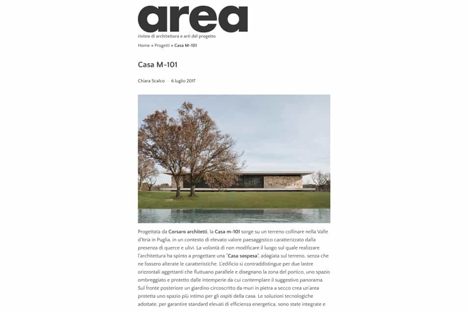 area publications 1
