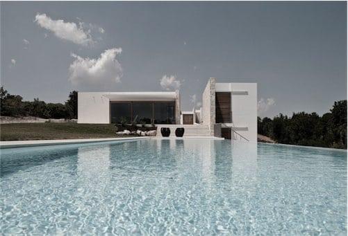 Corsaro Architetti progetto Casa Ceno