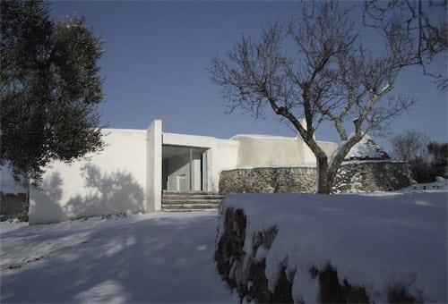 Corsaro Architetti progetto Casa Giancamisa