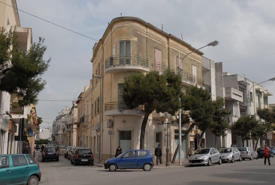 Corsaro Architetti progetto Bar Marangi 02