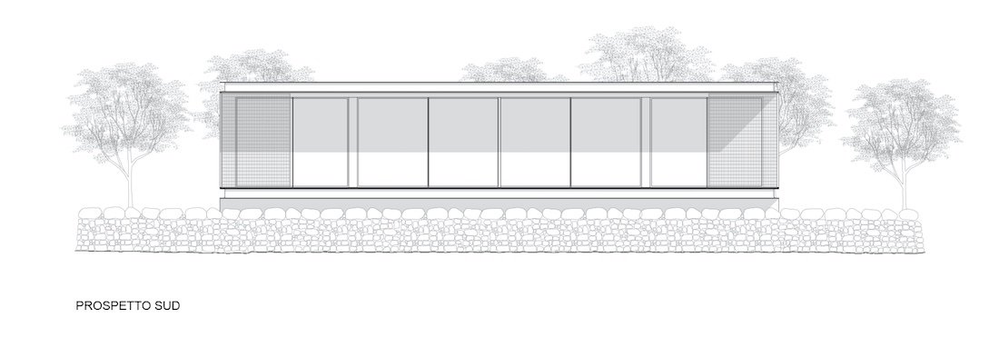 Corsaro Architetti progetto Casa Cinera 07
