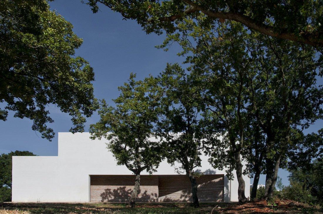 Corsaro Architetti progetto Casa De Nittis 01