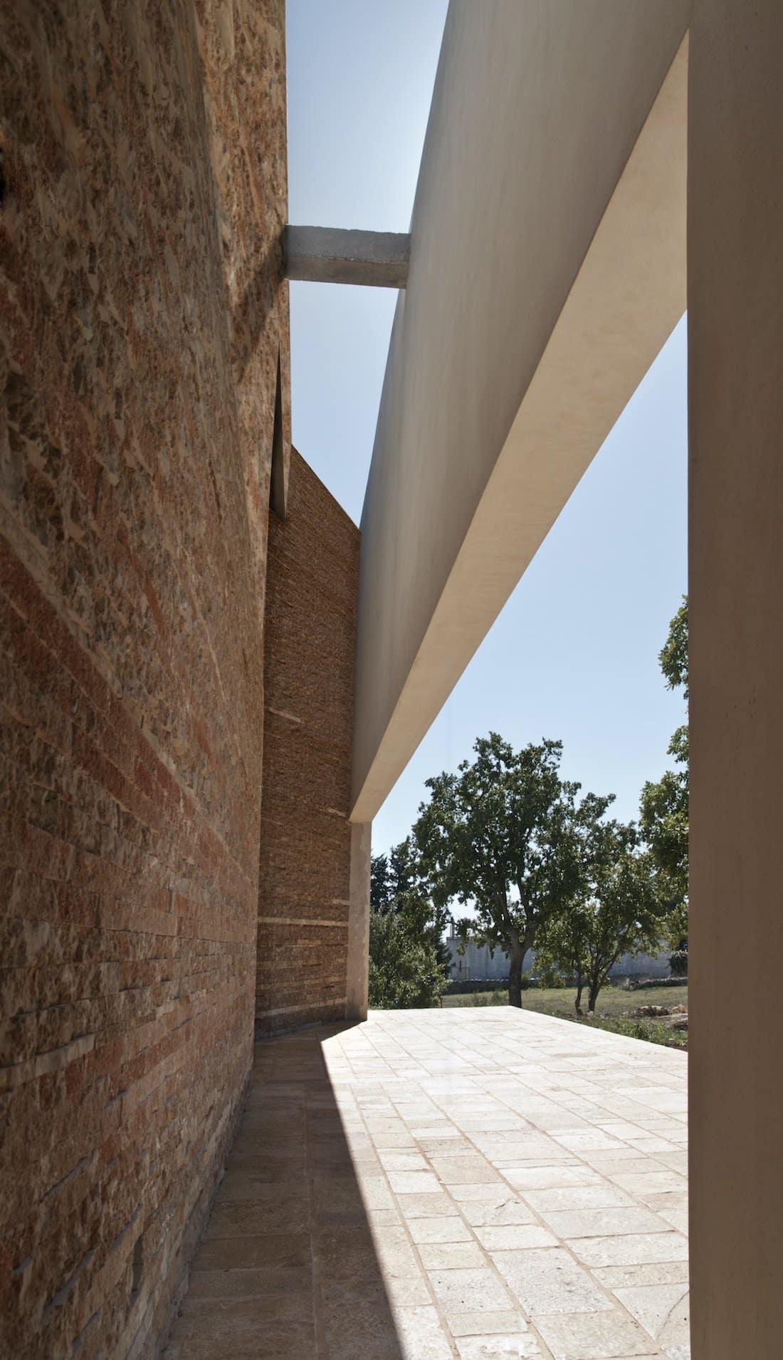 Corsaro Architetti progetto Casa De Nittis 03