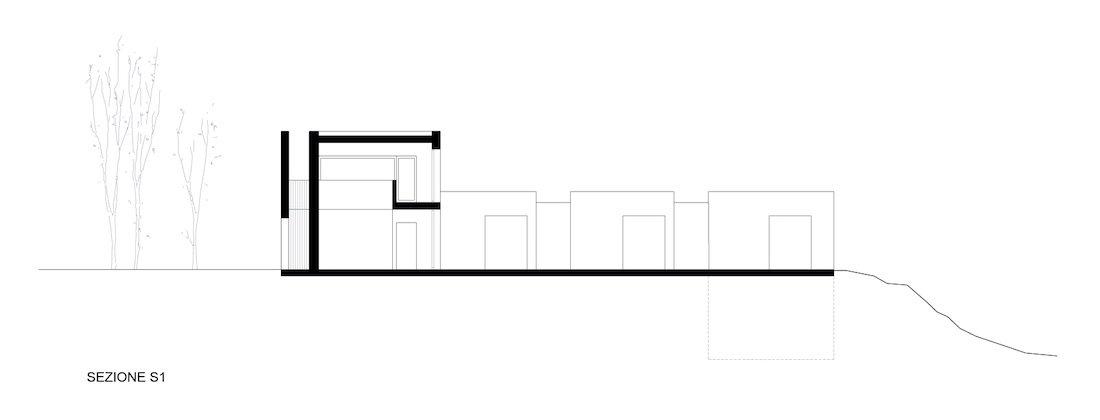 Corsaro Architetti progetto Casa De Nittis 13