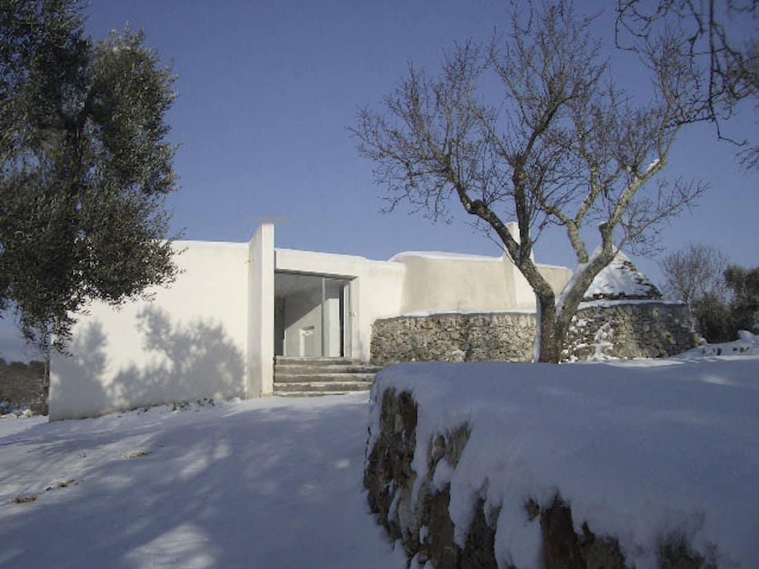 Corsaro Architetti progetto Casa Giancamisa 01