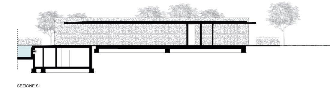 Corsaro Architetti progetto Casa K&C 10
