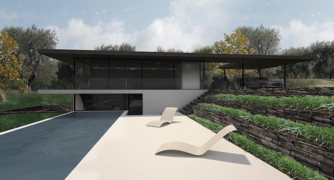 Corsaro Architetti progetto Casa Rebecca 02