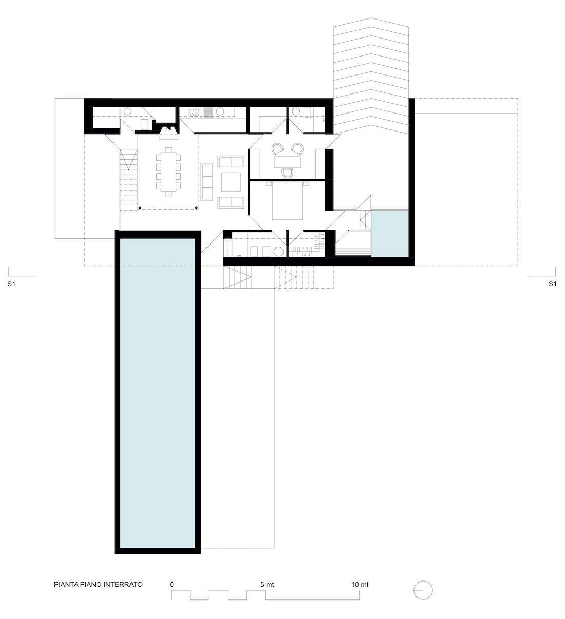 Corsaro Architetti progetto Casa Rebecca 04