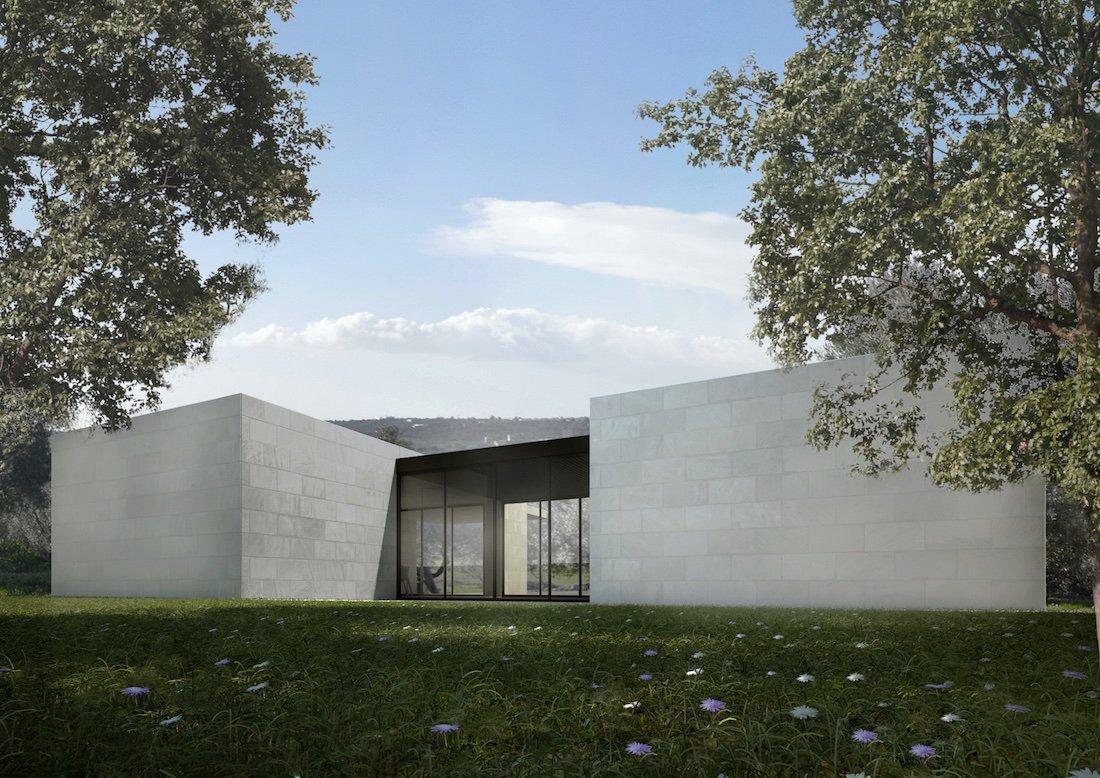 Corsaro Architetti progetto Casa San Benedetto 01