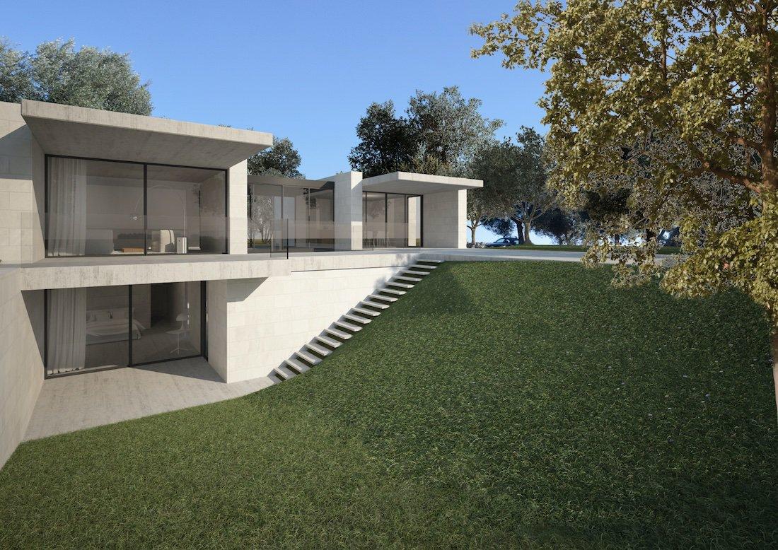 Corsaro Architetti progetto Casa San Benedetto 02