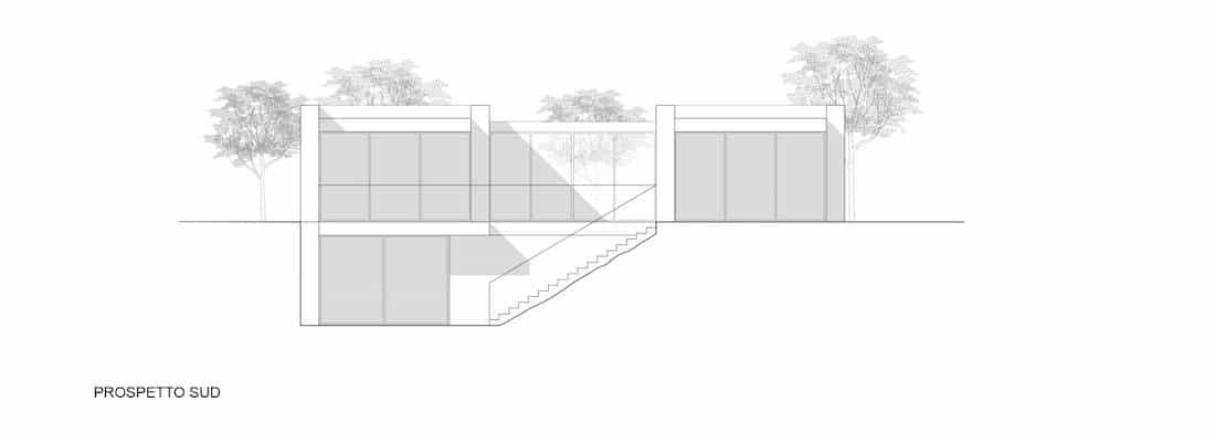 Corsaro Architetti progetto Casa San Benedetto 07