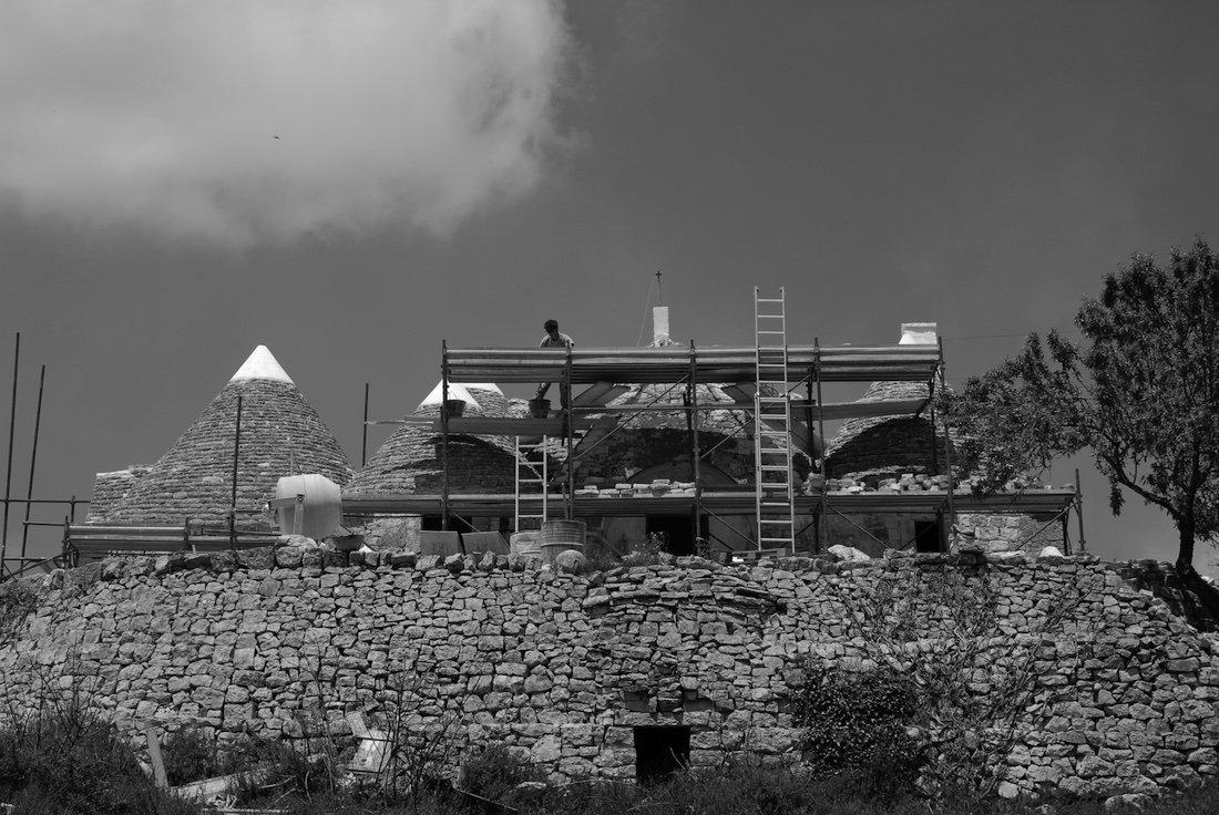 Corsaro Architetti progetto Masseria Calongo 02