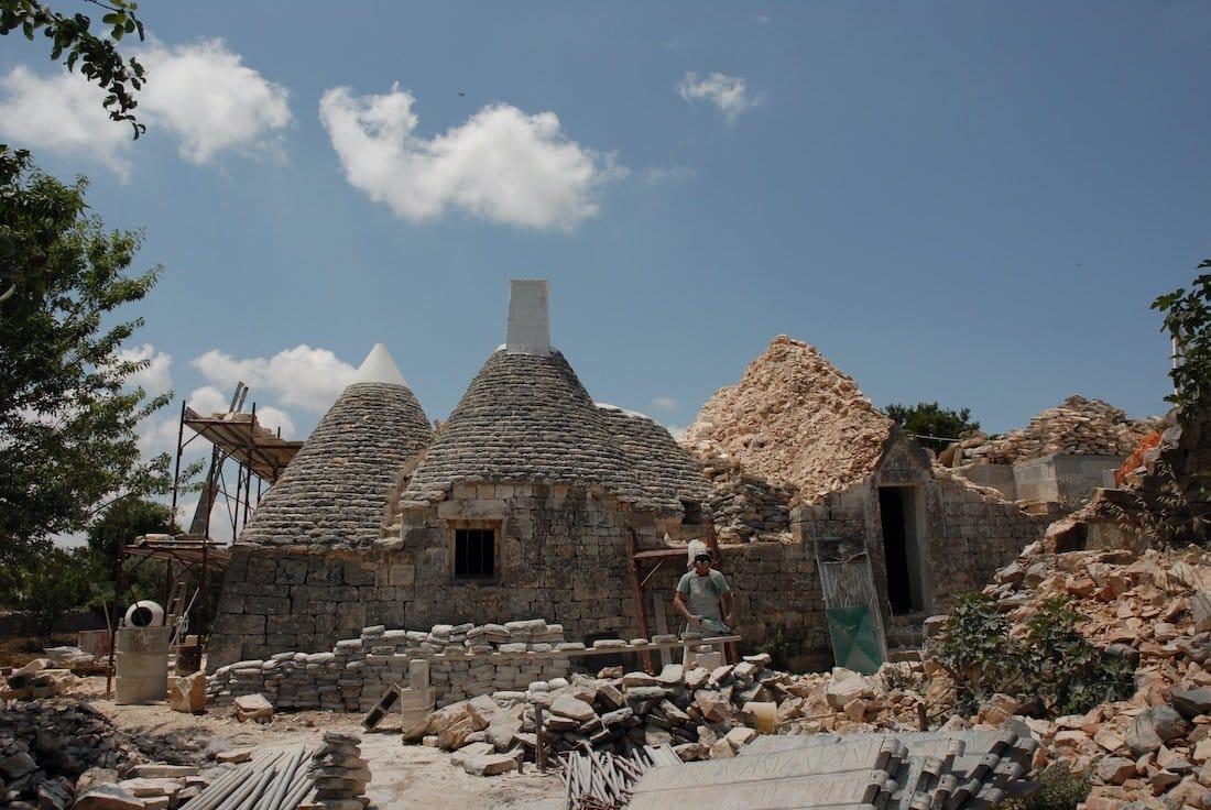 Corsaro Architetti progetto Masseria Calongo 05