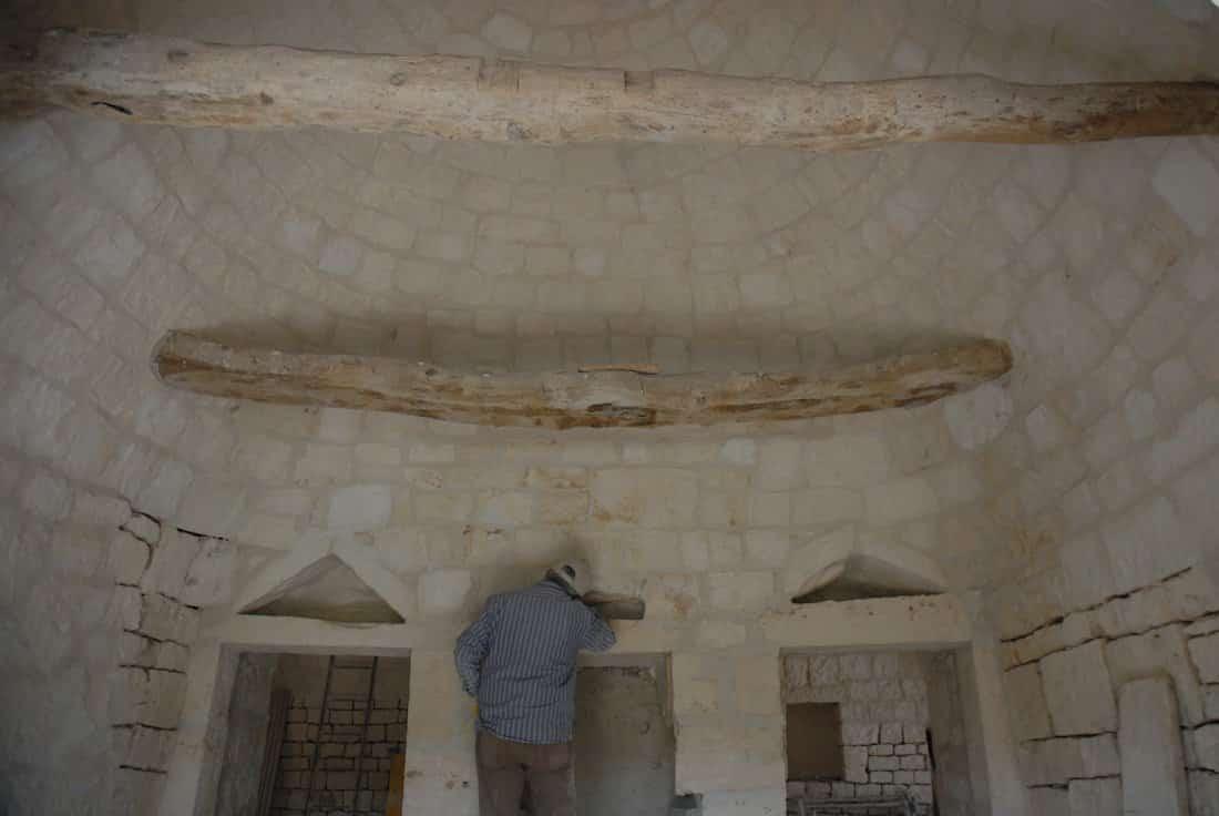 Corsaro Architetti progetto Masseria Calongo 09