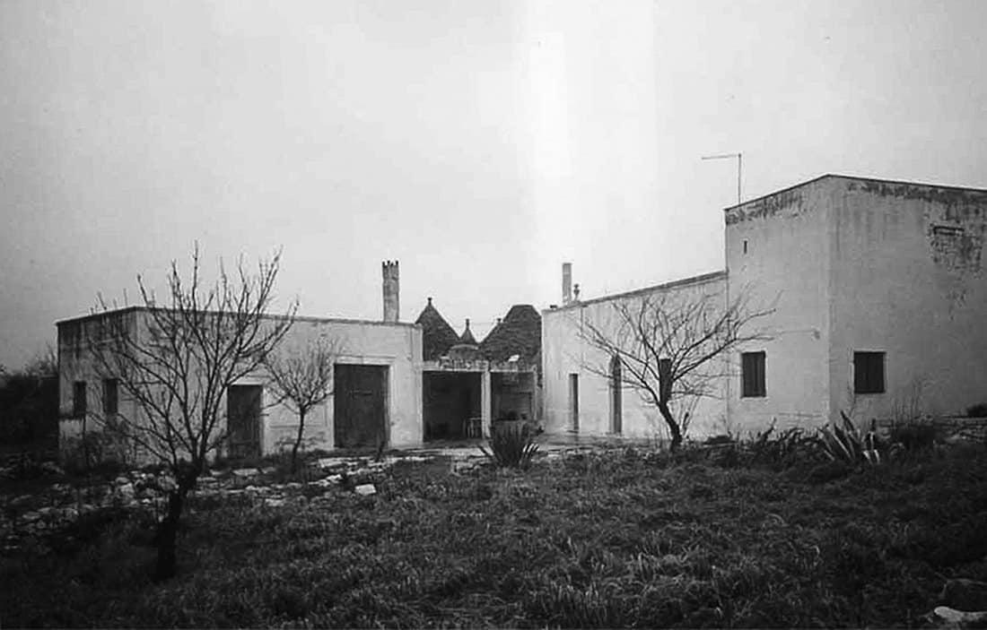 Corsaro Architetti progetto Masseria Settarte 11
