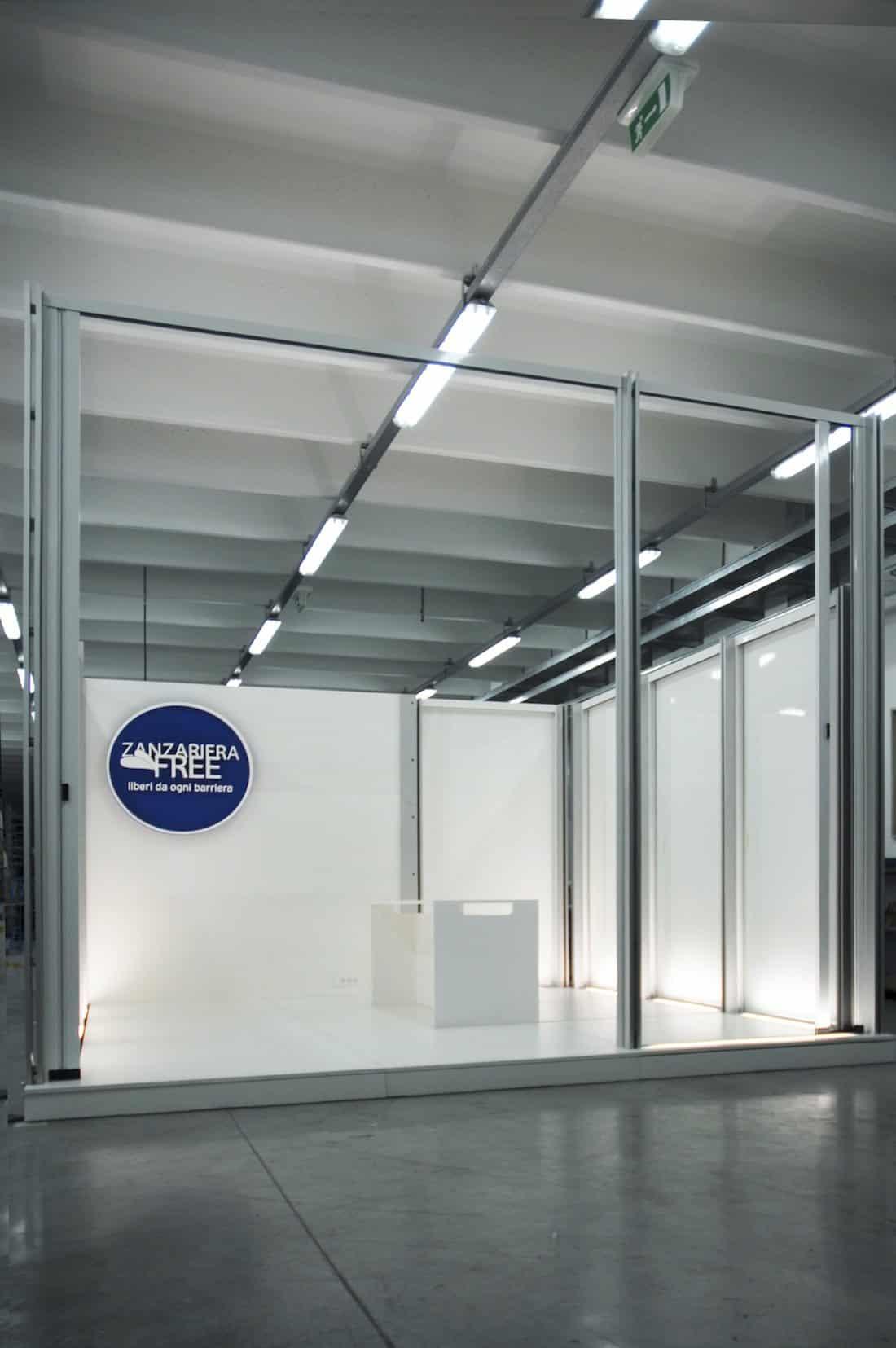 Corsaro Architetti progetto Padiglione fiera 04
