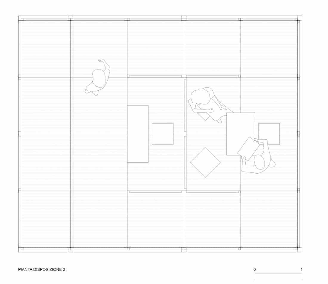 Corsaro Architetti progetto Padiglione fiera 10