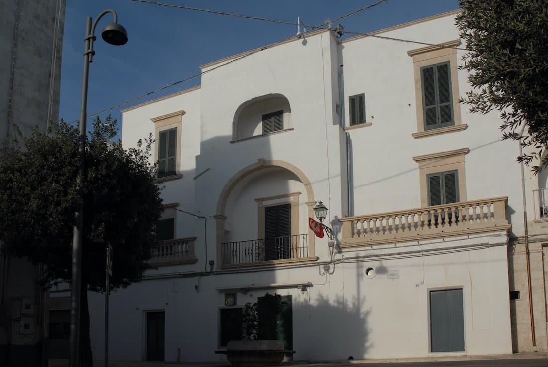Corsaro Architetti progetto Palazzo Lagravinese 01