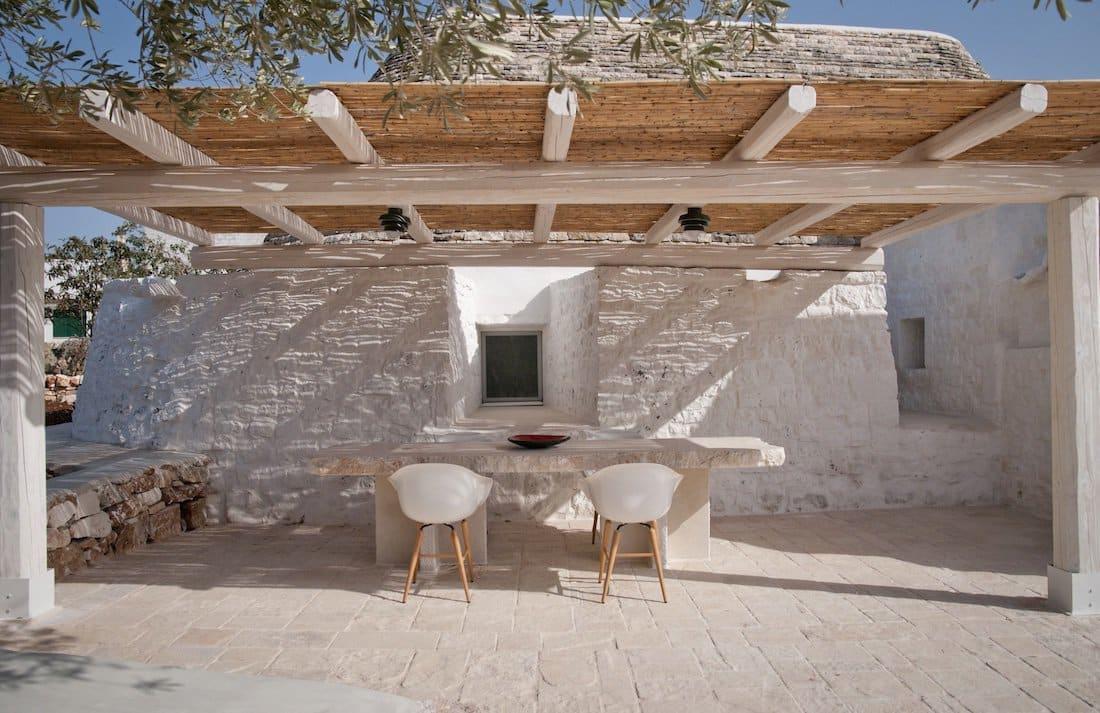 Corsaro Architetti progetto Trullo Fantese 06