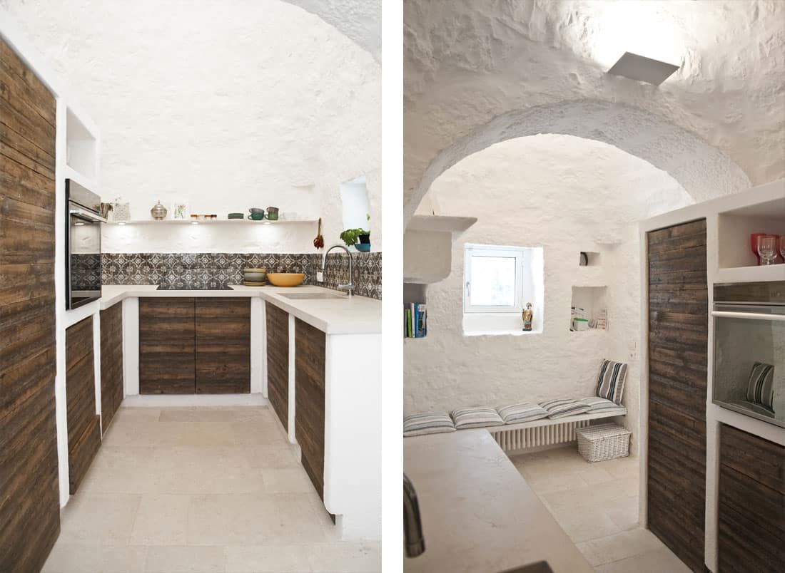 Corsaro Architetti progetto Trullo Kasbah 07