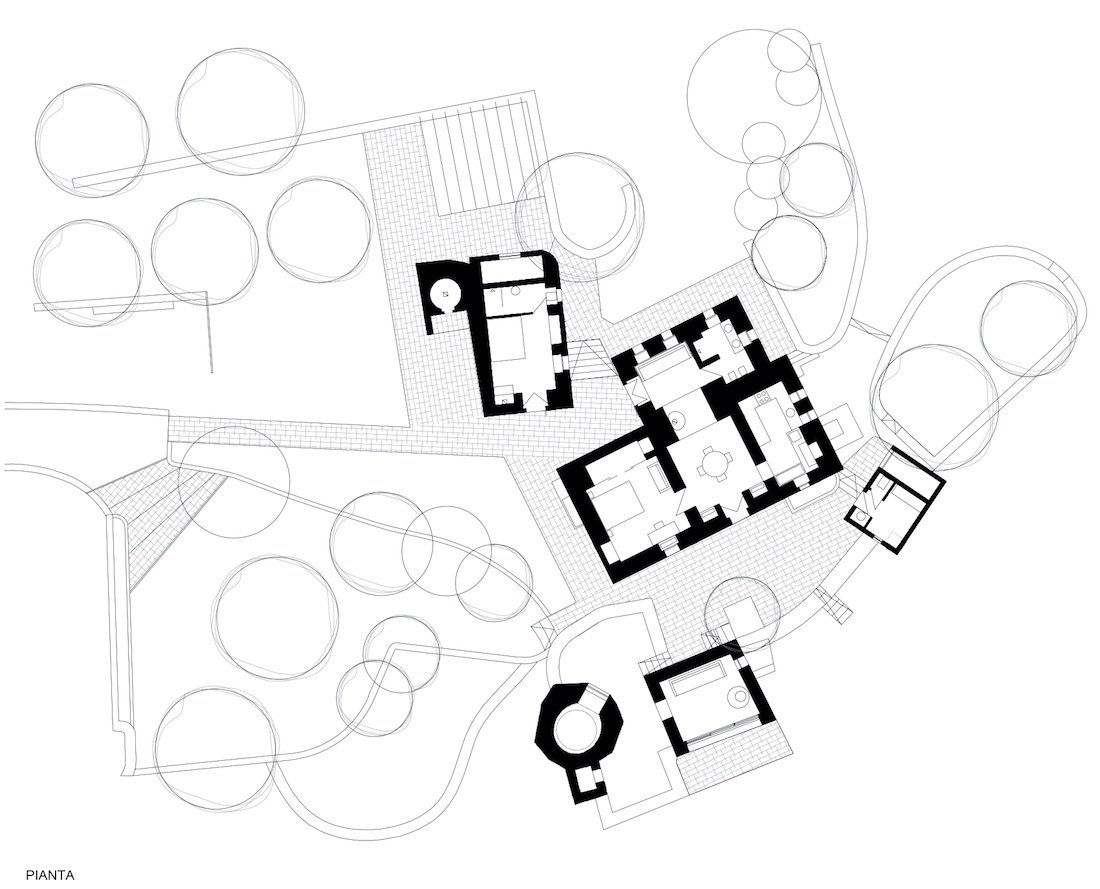 Corsaro Architetti progetto Trullo Kasbah 16
