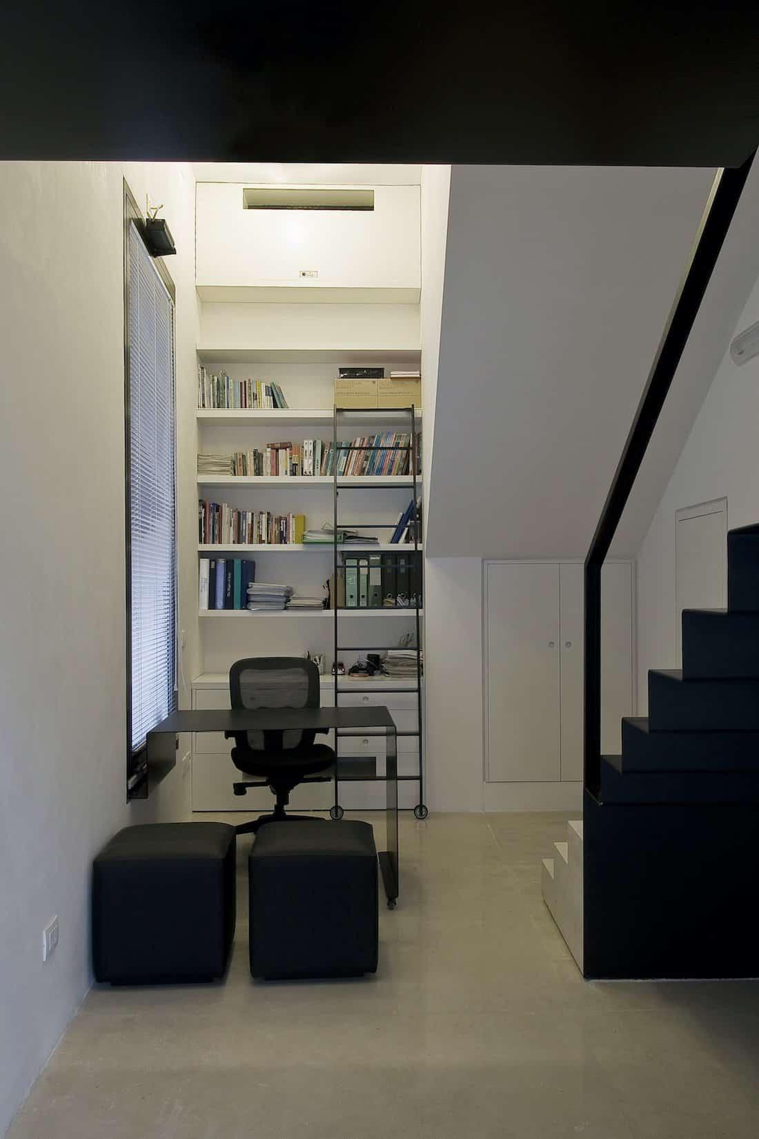 Corsaro Architetti progetto Ufficio privato 02