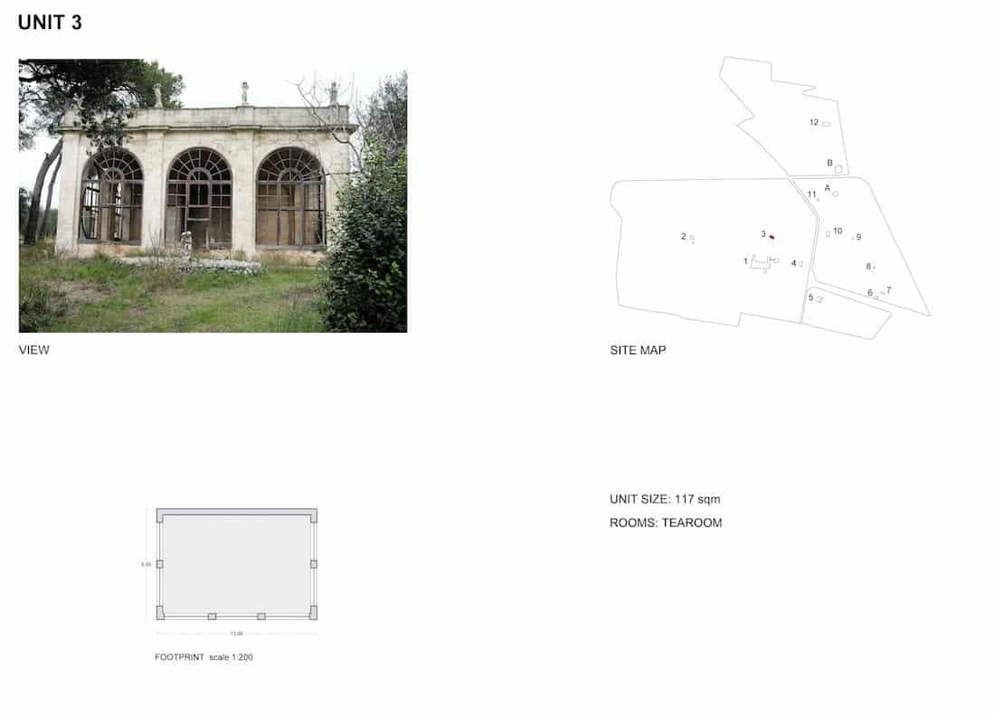 Corsaro Architetti progetto Villa Martini-Carissimo 13