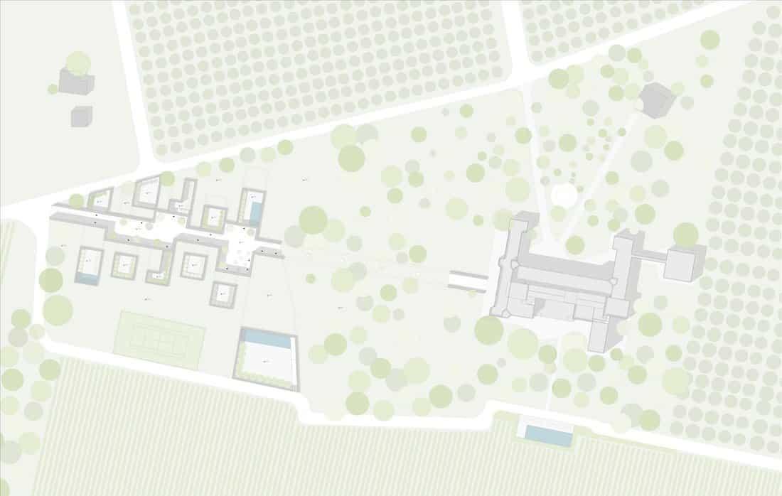 Corsaro Architetti progetto Villa Martini-Carissimo 18