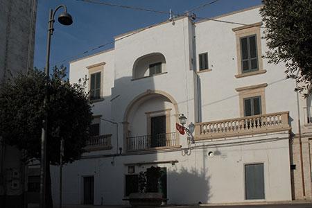 Inaugurazione Palazzo Lagravinese
